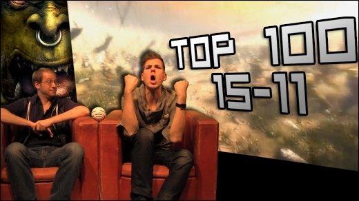 Top 100 - Die besten Spiele aller Zeiten - Hier sind die Plätze 15 bis 11
