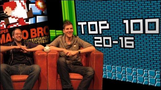 Top 100 - Die besten Spiele aller Zeiten - Hier sind die Plätze 20 bis 16