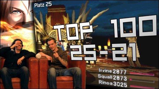 Top 100 - Die besten Spiele aller Zeiten - Hier sind die Plätze 25 bis 21