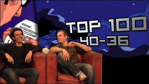 Top 100 - Die besten Spiele aller Zeiten - Hier sind die Plätze 40 bis 36