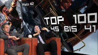 Top 100 - Die besten Spiele aller Zeiten - Hier sind die Plätze 45 bis 41