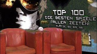 Top 100 - Die besten Spiele aller Zeiten - Hier sind die Plätze 60 bis 56