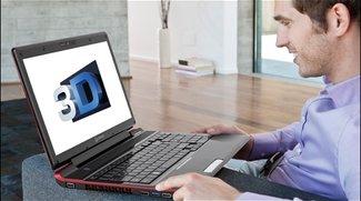 Toshiba - 3D ohne Brille - Mit dem Qosimo F750 geht es!