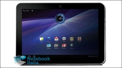Toshiba - Extra-Flaches Android-Tablet pünktlich zur IFA?