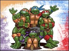 Totaler Turtle Tag