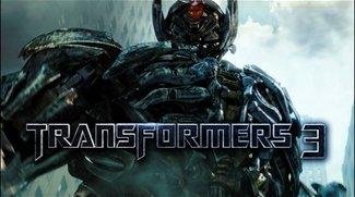 Transformers 3 Filmkritik  - Dark of the Moon in der Doppelkritik