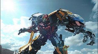 Transformers - Machen Werbung für Trucks und die Armee