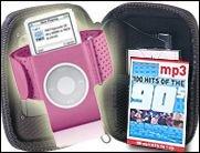 Trendiges MP3 - und iPod-Zubehör!