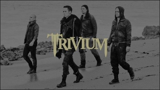 Trivium - In Waves: Plattenkritik - New Wave Of Global Thrash Metal