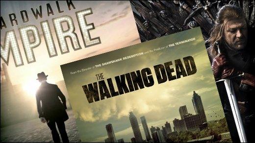 TV Serien 2011 Top 10 - Die besten Serien des Jahres 2011 im Überblick