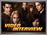 Twilight: Bis(s) zur Mittagsstunde - Interview zur zweiten Vampir-Romanze