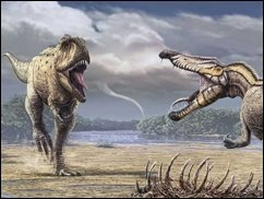 Tyrannosaurus AßMAN