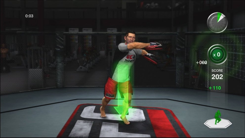 UFC Personal Trainer - Bekommt Xbox 360 exklusiven DLC