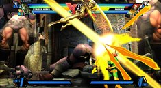 Ultimate Marvel vs. Capcom 3 - PS Vita kann als PS3 Controller genutzt werden