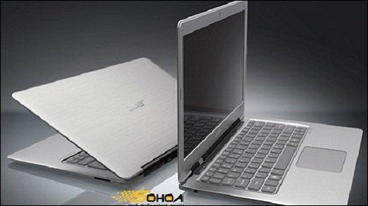 Ultrabooks - Erste Bilder von Acers Ultrabook (mit BT4.0)