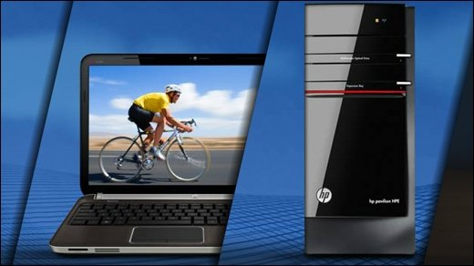 Umdenken bei HP - Hewlett-Packard bleibt dem PC-Geschäft treu
