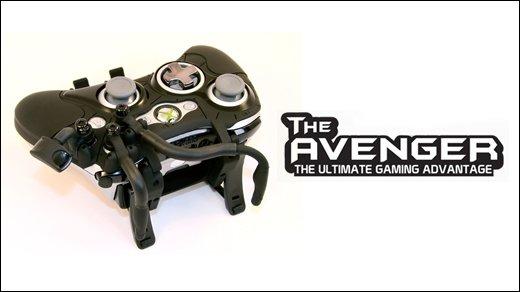 Unboxing - Avenger Controller ausgepackt und angepackt
