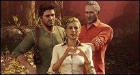 Uncharted 3: Drake's Deception - Elena-Screenshot stammt von einer Charity-Aktion