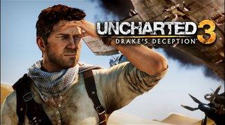 Uncharted 3 Gewinnspiel - Gewinnt Voucher Codes und spielt die Multiplayer-Modi schon jetzt