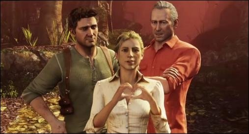 Uncharted 3 Multiplayer Beta - Ein Satz mit X...