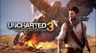 Uncharted 3 Test - Im Schatten des großen Vorgängers