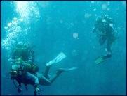 Unterwasser-Experiment: Taucher leben 10 Tage unter Wasser