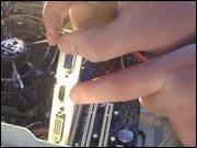 User-Hardware-Video - Wie baue ich eine Grafikkarte ein?