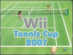 Vergesst Wimbledon - Der Wii-Tennis-Cup ist da