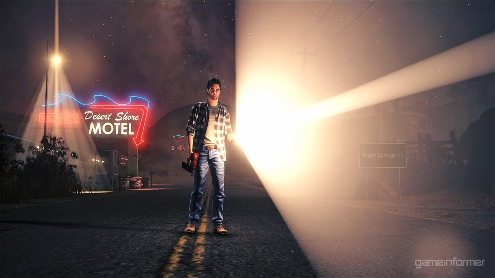 VGAs 2011 - Erste Screenshots zu Alan Wake und Biowares neuem Titel
