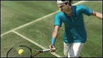 Virtua Tennis 4 - Test: Aufschlag Top Spin 4