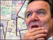 Visa-Affäre: Auch Schröder verwickelt?