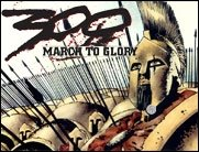 Wanderer, kommst du nach Sparta  - 300: March to Glory Website - Wanderer, kommst du nach Sparta - 300: March to Glory Website