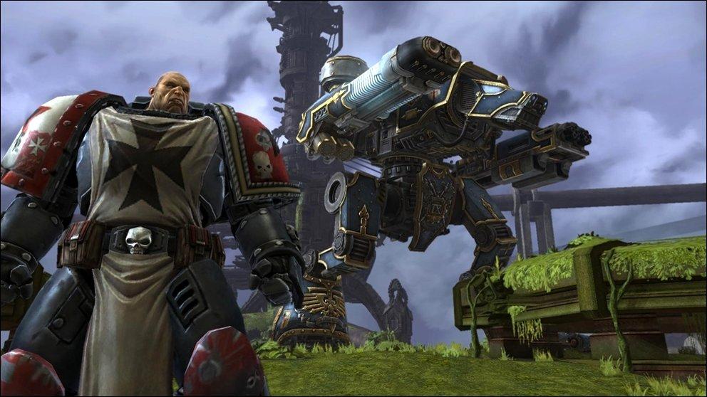 Warhammer 40k - Dark Millenium: THQ verabschiedet sich von MMO Plänen