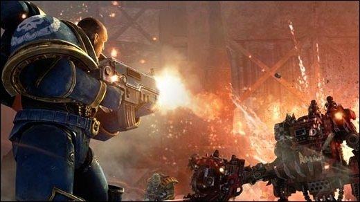 Warhammer 40k: Space Marine - Koop-Modus erst nach Release