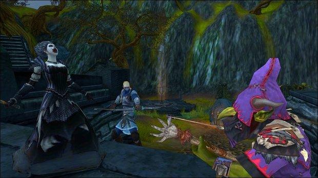 Warhammer Online - Wrath of Heroes: Free-to-play Titel wird eingestellt