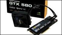 Wasserkühlung mal anders - Zotac liefert die GeForce GTX 580 Infinity Edition mit geschlossener Wakü