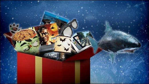Weihnachten wird bei GIGA entschieden - Coole Geschenke für Filmfans