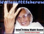Werdet WIP auf dem Intel Friday Night Game