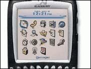 Wettstreit um Blackberry Integration