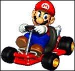 Wii : Virtual Console - Mario Kart 64 an Bord