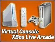 Wii Wetter Kanal und mit Virtual Console im Retro Fieber