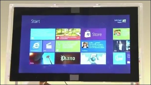 Windows 8 - Ein System für alle PCs, Notebooks und Tablets