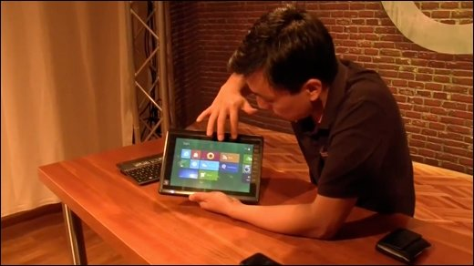 Windows 8 - Hands-On mit der Windows 8 Developer Preview