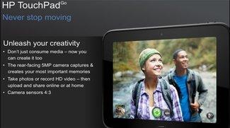 Windows 8 Tablets - Hewlett Packard testet Windows 8 auf TouchPads?