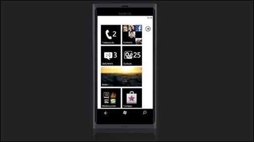 Windows Phone 7 - Nokia Searay, Sabre und Ace en detail