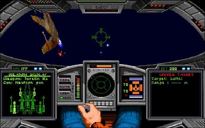 Wing Commander - Ab sofort auf Gold Old Games