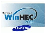 WinHEC: Festplatte mit Flash-Speicher von Samsung