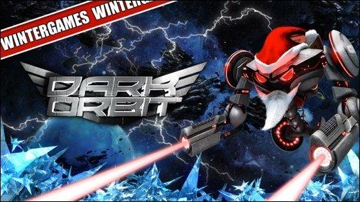 Wintergames bei DarkOrbit - Scoremageddon, eiskalte Gefahren und atemberaubende Explosionen