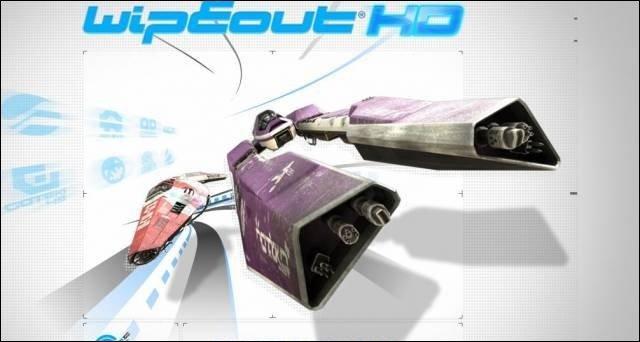 WipEout HD - Epilepsie Racer für die PS3