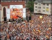 WM 2006: Live-Großbildleinwandübertragung in Gefahr?